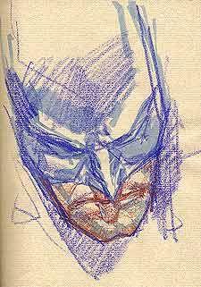 boceto 25 proyecto batman