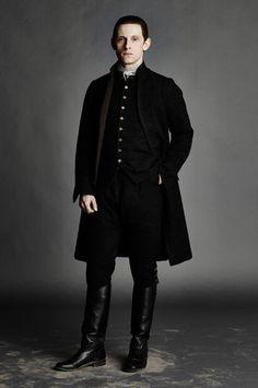 TURN: Washington's Spies Season 2 Character Photos.  Jamie Bell.