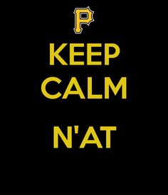 Love me some Pittsburgh Pirates baseball!