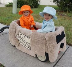 35 Creative Halloween Costumes Siblings Can Rock Together | Huffington Post