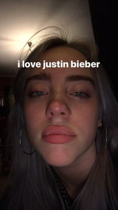 haha thats fine billie ur songs r still great and im still ur fan Billie Eilish, Funny Videos, Love Of My Life, Love Her, Videos Instagram, I Love Justin Bieber, Justin Bieber Album Cover, Dibujos Cute, Me As A Girlfriend