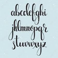 Resultado de imagen para caligrafia