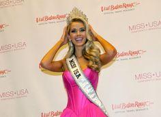 Фото - подорожі по світу: Оливия Джордан — новая Мисс США
