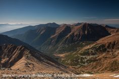 Typical huge valley in the Western Tatras #Slovakia  www.simplycarpathians.com