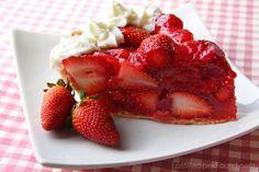 vintage strawberry pie recipe