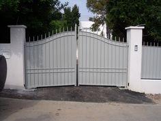 Nos modèles de portails en Fer Forgé                                                                                                                                                                                 Plus