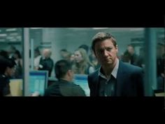 The Bourne Legacy Trailer // It's official. I love Jeremy Renner.