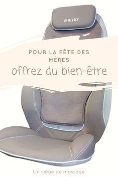 Le plaisir d'offrir une place privilégiée et un massage à votre maman. Mouth Guard, Massage Chair, Place, Sports, Red, Retirement, Mom, Hs Sports, Sport