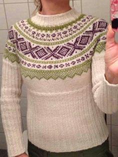 C Norwegian Knitting, Knitting Machine, Wool, Sweaters, Clothes, Patterns, Design, Fashion, Dots