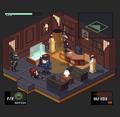 Top 11 des jeux vidéo s'ils étaient en 3D isométrique, les charmes du retrogaming