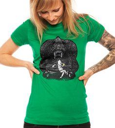 I smell banana t-shirt design by legov #banana #t-shirt #design
