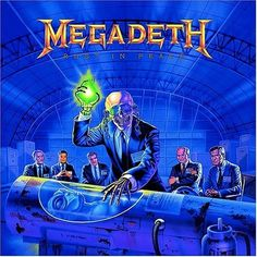 Megadeth - Rust in Peace 1990