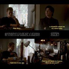 The Vampire Diaries 😍