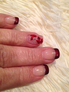 Fall nail art Fall Nail Art, Nails, Finger Nails, Ongles, Nail, Nail Manicure