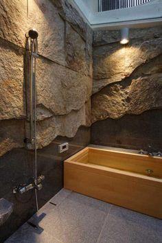 Modern Japanese Bathroom