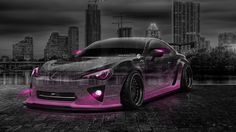 Toyota GT86 JDM Crystal City Car 2014 « El Tony