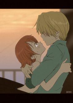 Sanji looks so cute in this. Aww.