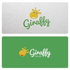 Girrafy Logo is suitable for children related businesses: after school, toys and games, hobby, kindergarten, kids clothing, child care, daycare, playgrounds, kids party and similar.