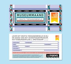 Museum Month on Behance