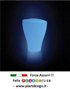 Forza Azzurri !  Felix by Plart Design