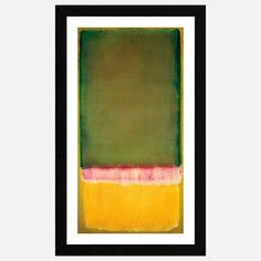 Rothko —  Untitled c. 1949, $109, now featured on Fab.