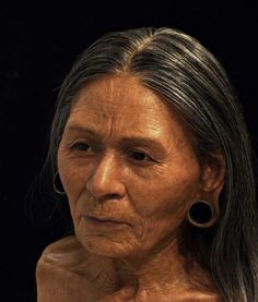 Centuries after a noblewoman lived and died in Peru, scientists have reconstructed her face in stunning Forensic Facial Reconstruction, National Geographic, Brighton, Ancient Peruvian, History Of Wine, Hunter Gatherer, Thing 1, Ancient Mysteries, Portraits