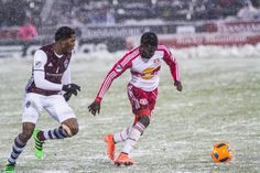 New York Red Bulls Complete Loan of Anatole Abang to SJK Seinajoki