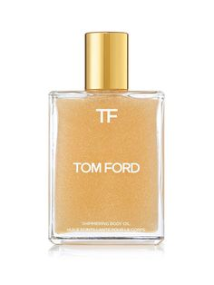 Tom Ford's Shimmering Body Oil is just what we need for summer!