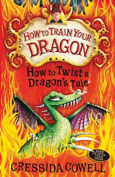 How to Twist a Dragon's Tale by Cressida Cowell. Someone has stolen the Fire Egg. Now the Volcano on Volcano Island is active and the tremors are hatching the eggs of the Exterminator dragons! Can Hiccup return the Fire Egg to the Volcano, stop the Volcano from erupting, AND save the Tribes from being wiped out by the terrible sword-claws of the Exterminators?