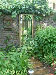 Looking Glass Gate ~ Cottage Mirror