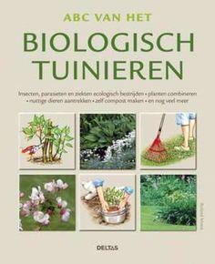 Abc Van Het Biologisch Tuinieren-Roland Motte-boek cover voorzijde