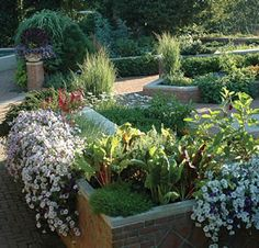 Healthcare Garden Design Certificate of Merit Program, Chicago Botanic Gardens. PHOTO: The Buehler Enabling Garden