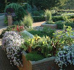 Chicago Botanic Garden Healing Gardens Program