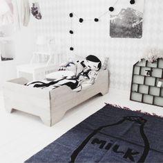 Kenziepoo's Room on Instagram (search Kenziepoo) #kids #room
