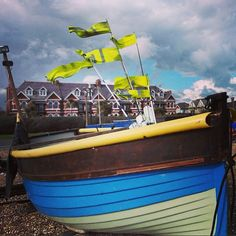 Fishing boat in #Worthing by Andrew Griffiths #useitorloseit http://instagram.com/p/nYEIe9mkka/