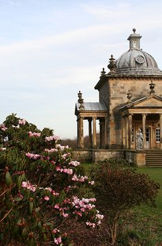 Castle Howard, North Yorkshire, England.