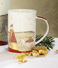 JETZT SCHON REDUZIERT! Nur noch 15.- anstatt 19.-! Hol dir die tolle Tasse und beschenk deine Lieben mit dem hübschen weihnachtlichen Gruss Jetzt auf www.lartea.ch
