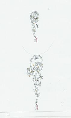 Sketch Book #jewelry #design #earrings