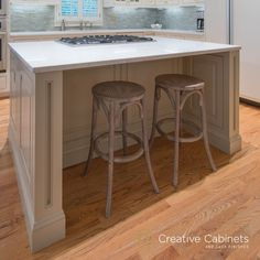 Islands -Creative Cabinets & Faux Finishes