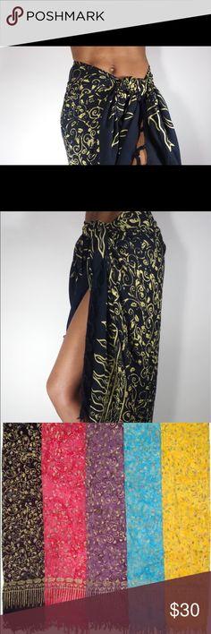 Multi-Wear Wrap - Marilyn Sheer Wrap by VIDA VIDA P0ilLBy0fY