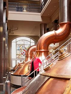 The Brewhouse Inn and Suites in Milwaukee, one of our picks for best new Midwest places to eat, play and stay. More: http://www.midwestliving.com/travel/around-the-region/best-new-midwest-attractions-restaurants-and-hotels/