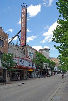 Orpheum Theatre - Madison, WI
