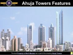 Property in Worli Mumbai - All about Ahuja Towers Features
