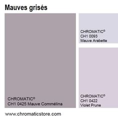 chromatic du mauve au violet on pinterest mauve violets and deco. Black Bedroom Furniture Sets. Home Design Ideas