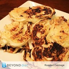 Roasted Cabbage – Lo