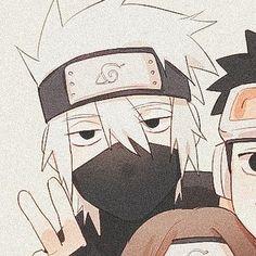 Naruto Kakashi, Naruto Uzumaki Shippuden, Wallpaper Naruto Shippuden, Anime Naruto, Cute Anime Profile Pictures, Matching Profile Pictures, Cute Anime Pics, Cute Anime Couples, Anime Kawaii