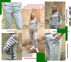 Ніжний образ від бренду BRAX Capri Pants, Photo And Video, Clothes, Shopping, Instagram, Fashion, Outfits, Moda