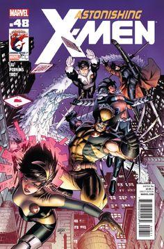 Astonishing X-Men #48 3.6/5