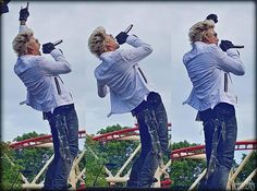 Had a great time at Gröna Lund last year. Sweden is an incredible country!! #LifeisBeautiful Photos by @angelicamodig
