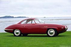 Cosa nostra клана Bertone — «Автомобильный дизайн» на DRIVE2